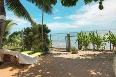 House in Paea - TAHITI - Poeheivai Beach