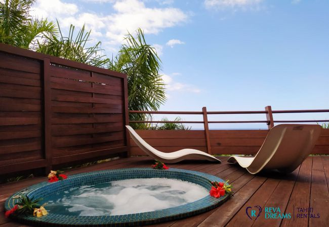 Villa in Tiahura - MOOREA - Villa Fetia Dream