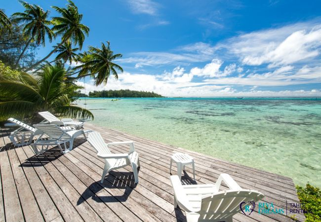 Villa Teareva Dream, holiday rental in French Polynesia, dream vacations in Moorea