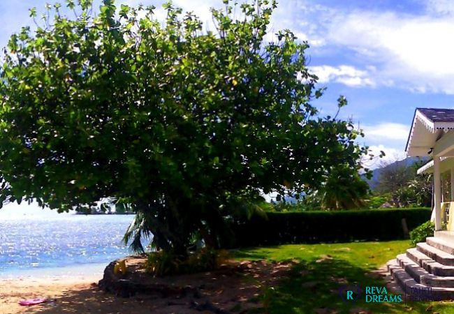 Garden Villa Kahaia Beach - Vacation Rental - Moorea