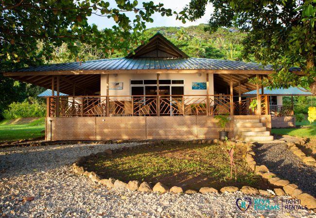 Villa in Niua - TAHAA - Villa Tehere Dream