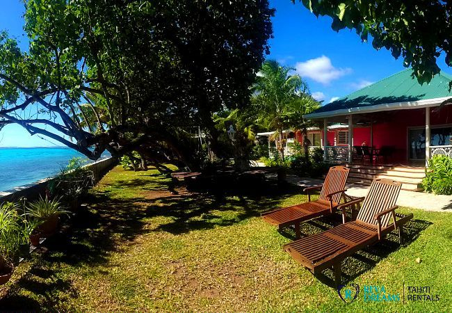 Villa in Paea - TAHITI - Villa TARONA DREAM - 4 PAX