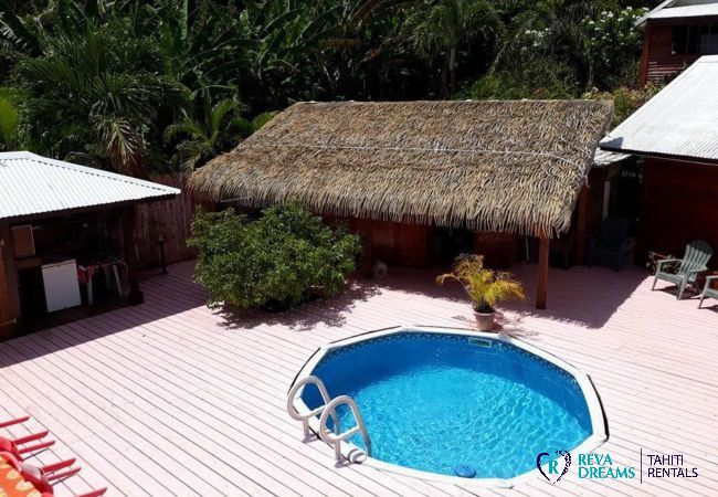 Villa in Hipu - TAHAA -Villa Purau Dream