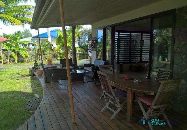 Villa in Mahina - TAHITI - Villa Vénus