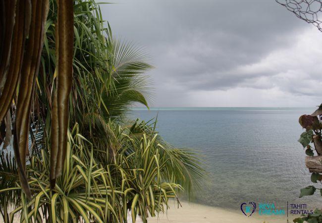 Bungalow in Huahine-Iti - HUAHINE - Fare Mate
