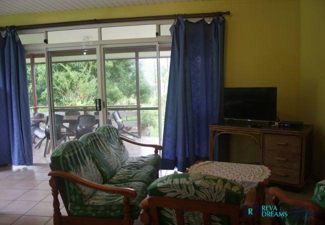 House in Huahine-Nui - HUAHINE - Fare Maro'e