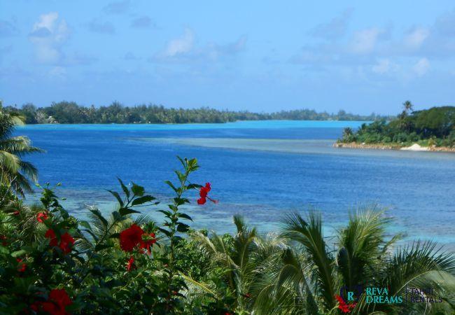Villa in Huahine-Iti - HUAHINE - Apoomatai Résidence