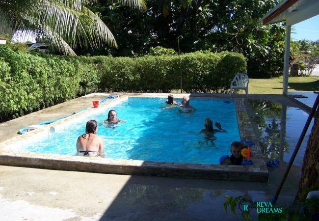 House in Huahine-Nui - HUAHINE - Fare Hautiare