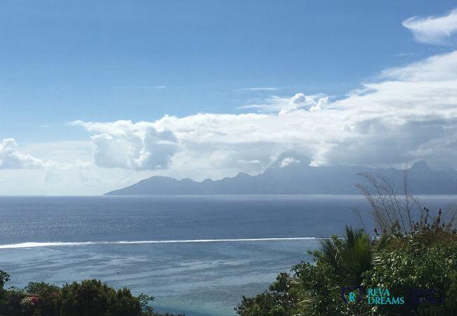 House in Punaauia - TAHITI - Fare Hanaleï Dream