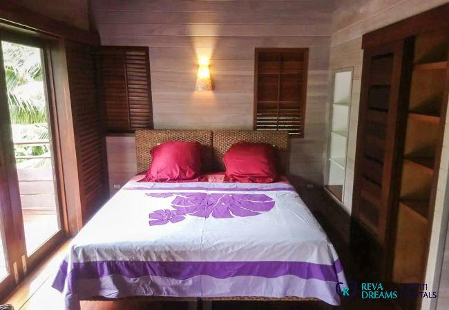 Villa in Tiahura - MOOREA - Villa Anani