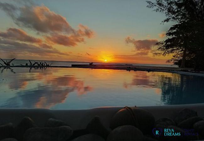 Villa in Haapiti - MOOREA - Teareva Beach