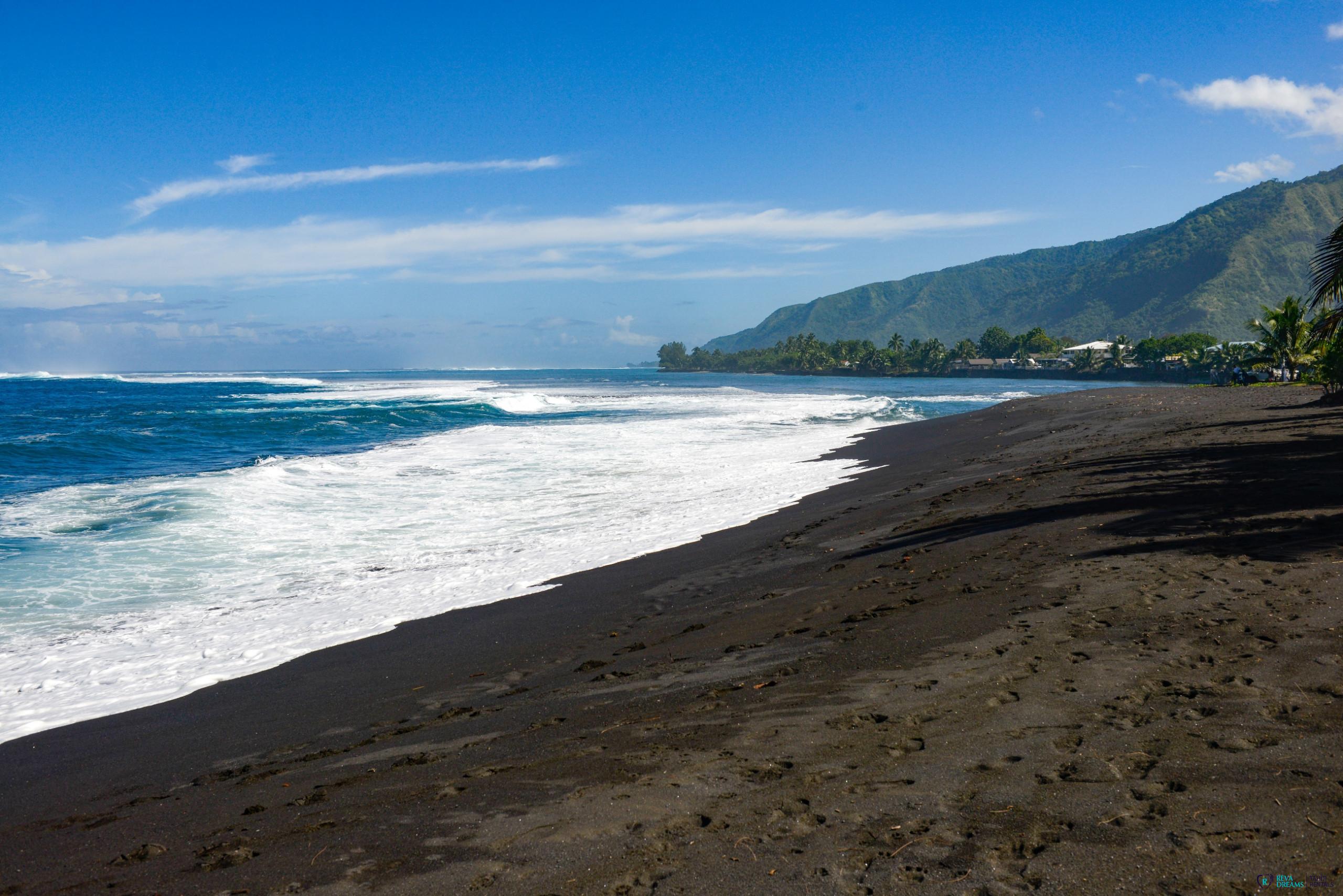 Image Bord De Mer tahiti - fare taharuu teava (bord de mer)