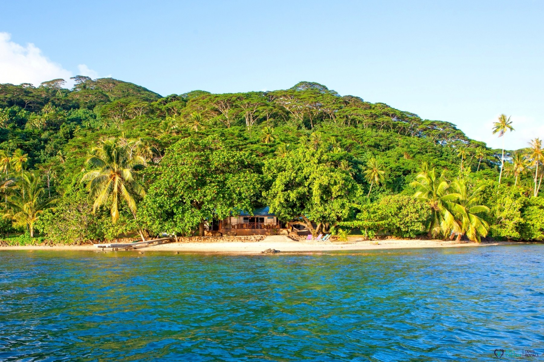 TAHAA - Villa Tehere Dream