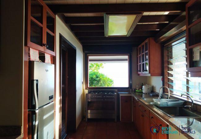 Maison à Haapiti - MOOREA - Fare Tianina Dream