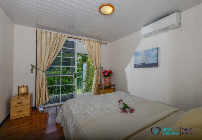 Maison à Papara - TAHITI - Fare Taharuu (Tearii et Teava)