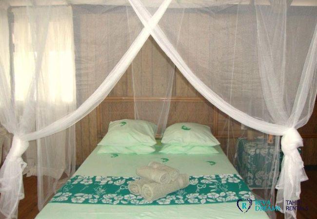 Chambre - Motu Bora Bora - Tahiti In Style - Polynésie française