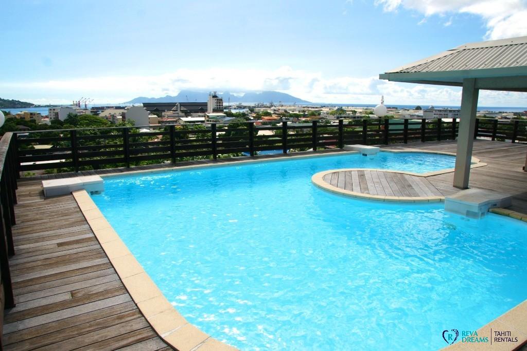centre de vacance tahiti