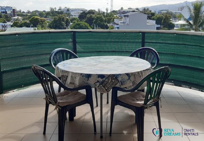 Appartement à Papeete - TAHITI - Studio Regent -