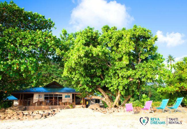 Villa à Niua - TAHAA - Villa Tehere Dream