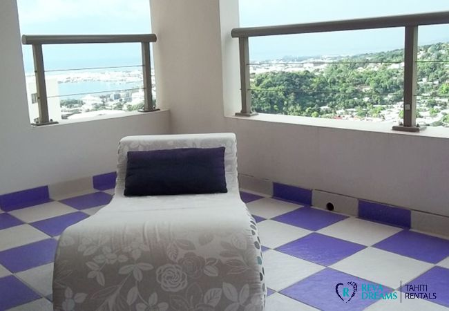 Appartement à Uranie - TAHITI - Appartement Vareau