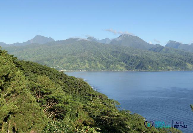 Villa à Taiarapu-Est - TAHITI - Villa Miti Natura
