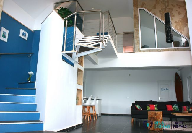 Appartement à Pirae - TAHITI - Loft Calypso