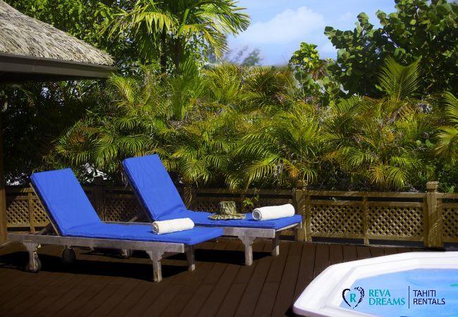Profitez du beau temps et de la nature à Moorea, près de Tahiti, pendant votre séjour de rêve en Polynésie Française