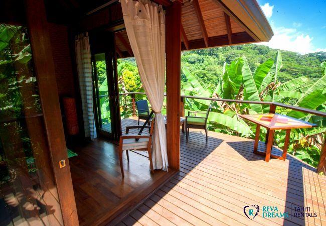 Bungalow à Arue - TAHITI - Le Fare Taharaa Iti