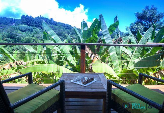 Bungalow à Arue - TAHITI - Les Fare Taharaa