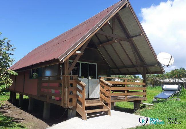 Bungalow à Raiatea - RAIATEA - Fare Apetahi
