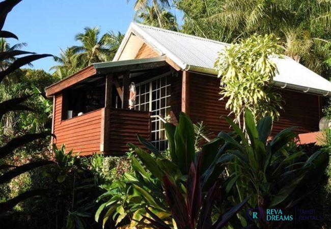 Villa à Hipu - TAHAA -Villa Purau Dream