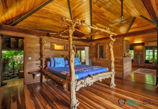 Maison à Nunue - BORA - Fare Atea Iti