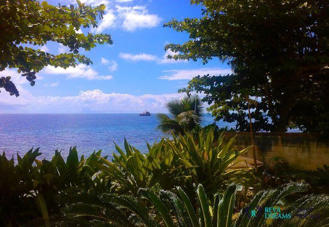Bungalow à Pihaena - MOOREA - Le Fare Ta'ahiamanu Iti