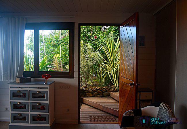 Bungalow à Punaauia - TAHITI - Fare Manina