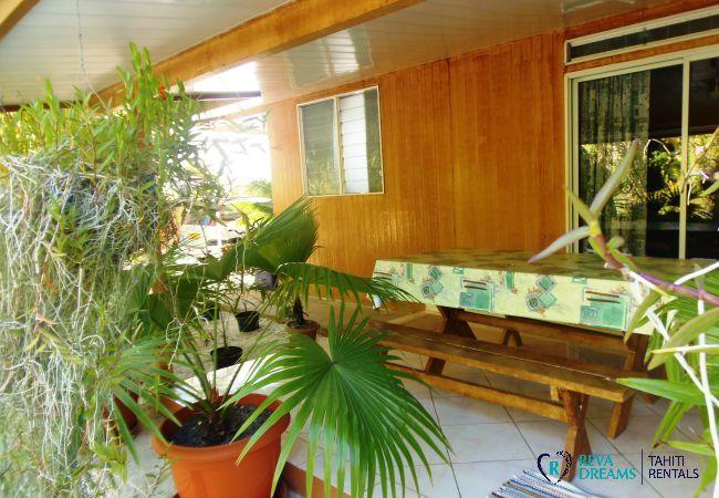 Appartement à Huahine-Nui - HUAHINE - Appartement Ape Nui
