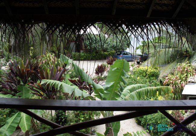 Bungalow à Huahine-Iti - HUAHINE - Fare Mate