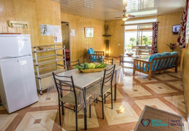 Appartement à Huahine-Nui - HUAHINE - Appartement Auti Nui