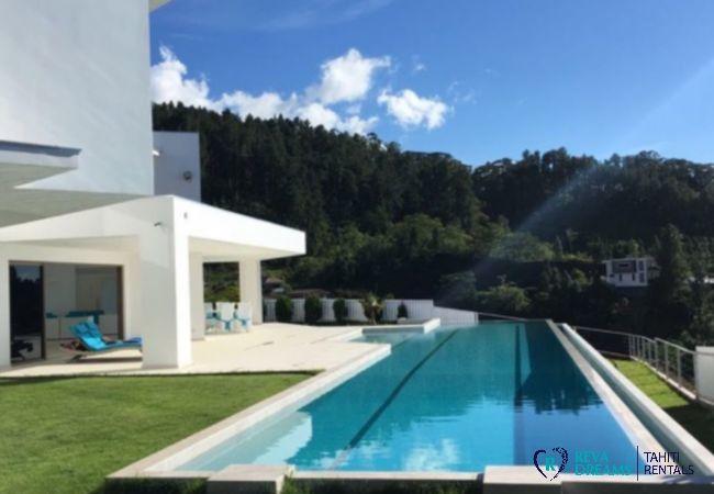 Villa à Faa´a - TAHITI - Villa Infinity Dream