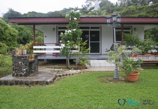 Maison à Huahine-Nui - HUAHINE - Fare Mana