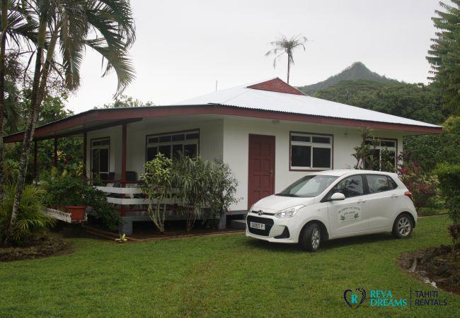 Maison à Huahine-Nui - HUAHINE - Fare Maro'e