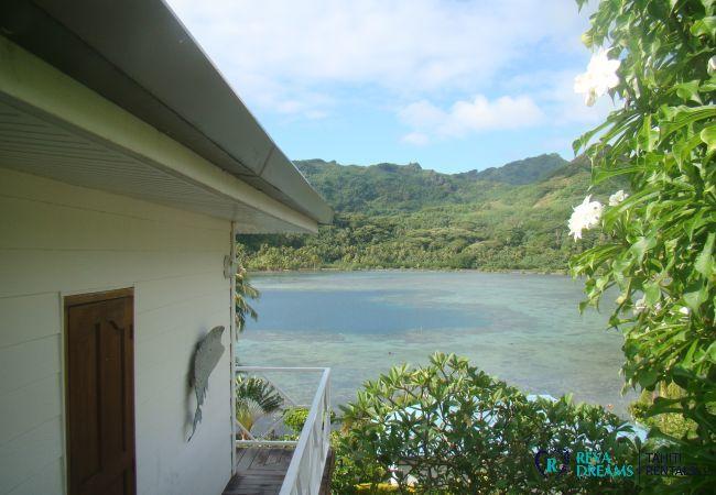 Maison à Huahine-Iti - HUAHINE - Apoomatai Bay Fare