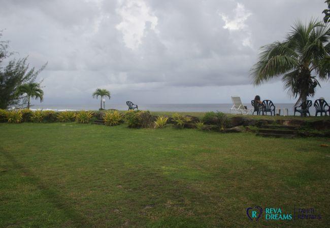 Bungalow à Huahine-Nui - HUAHINE - Fare Haumaru Piti