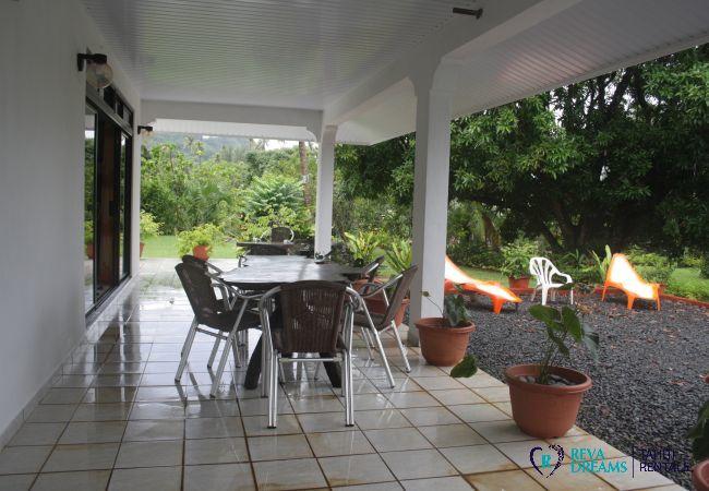 Maison à Huahine-Nui - HUAHINE - Fare Moana