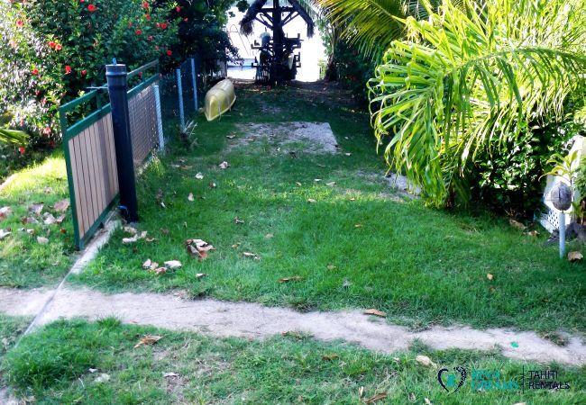 Villa à Huahine-Iti - HUAHINE - Blue Lagoon Résidence