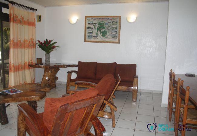 Maison à Huahine-Nui - HUAHINE - Fare Moana A/C