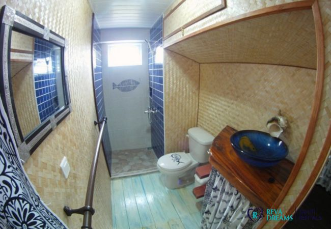 Maison à Huahine-Iti - HUAHINE - Blue Lagoon House