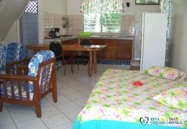 Maison à Huahine-Nui - HUAHINE - Fare Tiareiti