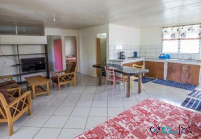 Maison à Huahine-Nui - HUAHINE - Fare Hautiare
