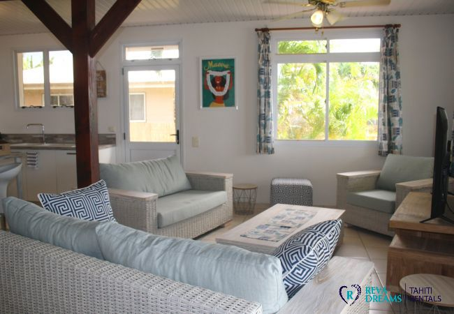 Villa à Papetoai - MOOREA - Villa Tepoe Dream