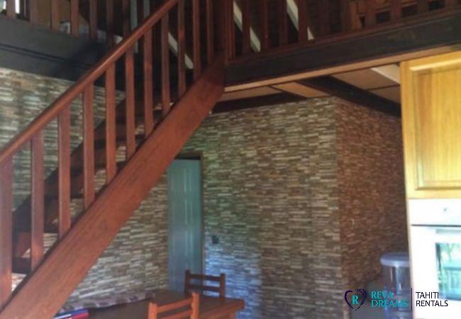 Maison à Maatea - MOOREA - Fare O'Mana Dream